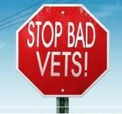 Stop bad vets