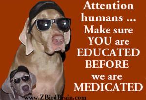 Roger Biduk - Vaccination Attention Humans