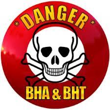 BHT and BHA danger