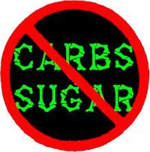 No carbs sugar