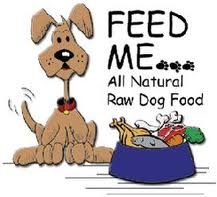 Roger Biduk - Raw dog food, feed
