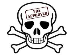 Roger Biduk - FDA Poison scull